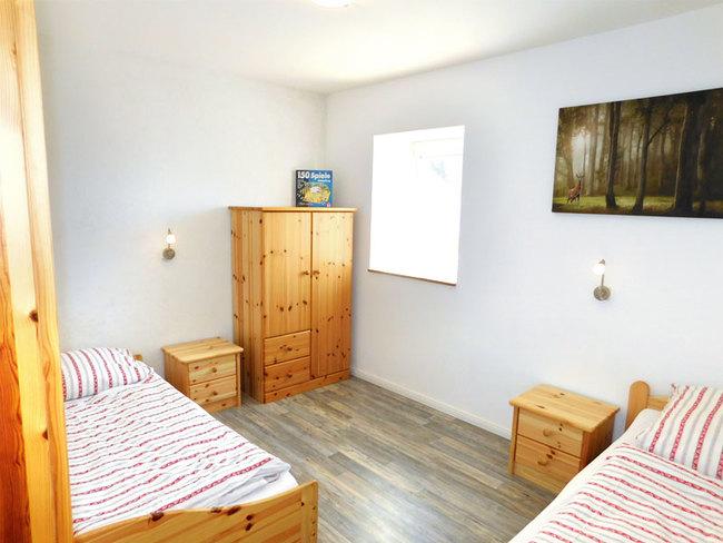 Fewo Denny - Kinderzimmer mit 2 Betten