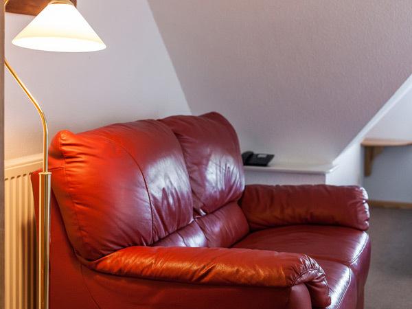 Couch zum Erholen