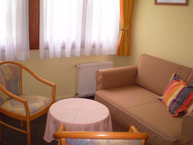 Ferienhaus - Wohnraum