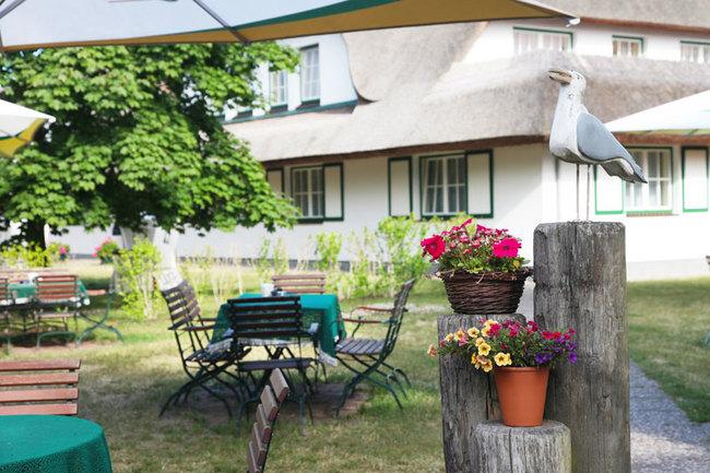 Café & Restaurant - Gartenterrasse