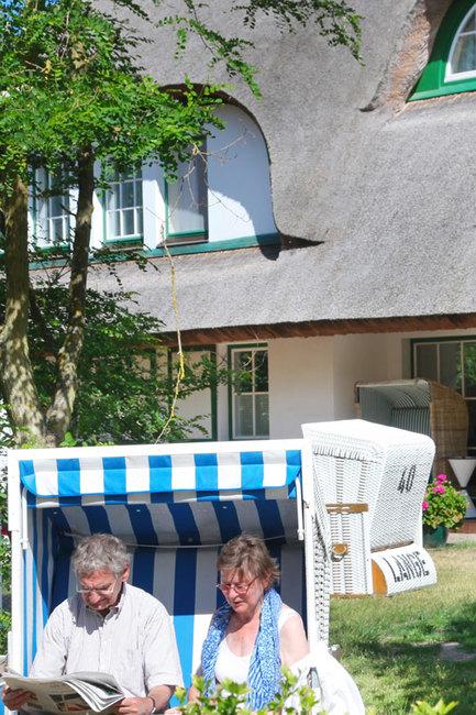 Café & Restaurant - Strandkörbe