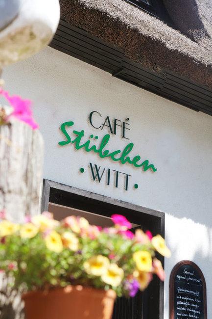 Caféstübchen - Eingang