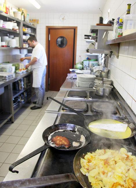 Restaurant - Küche