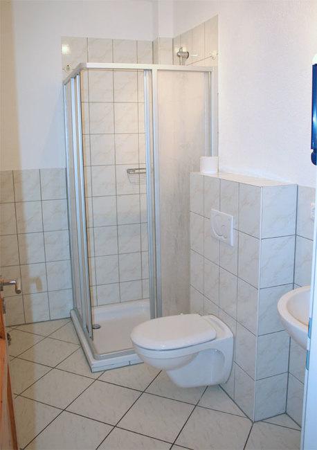 Fewo Emma - Bad mit Dusche
