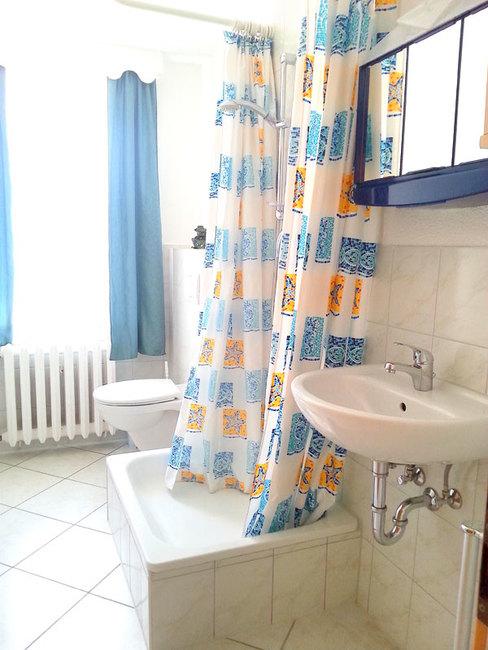 Fewo Hans - Bad mit Dusche