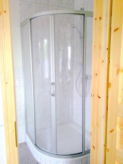 Fewo Leon - Bad mit Dusche