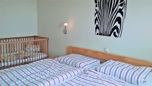 Fewo Leon - Elternschlafzimmer