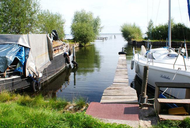 Liegeplätze für Boote