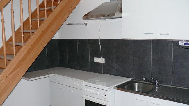 Appartement im OG - Küche