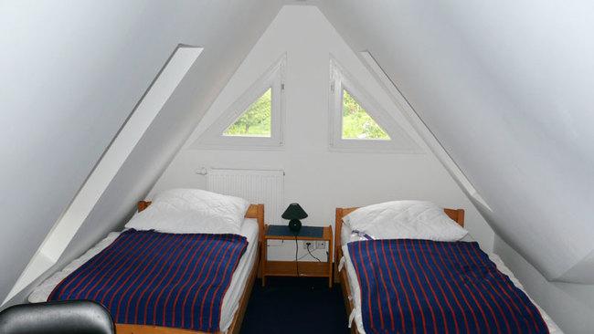 Appartement im OG - SZ mit 2 Einzelbetten