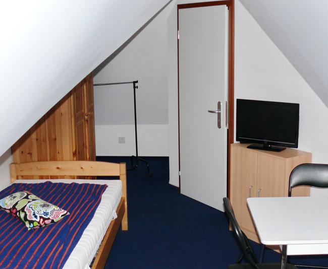Appartement im OG - Einzelzimmer
