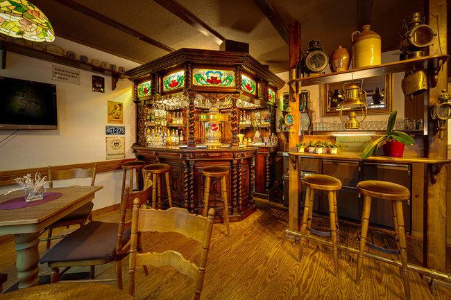 Englische Bierbar