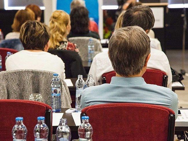 Tagungen & Seminare im Casilino Hotel A20