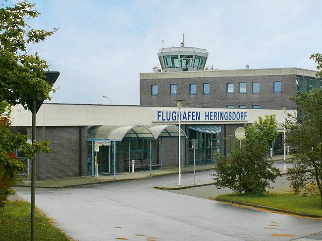 Flughafen Heringsdorf