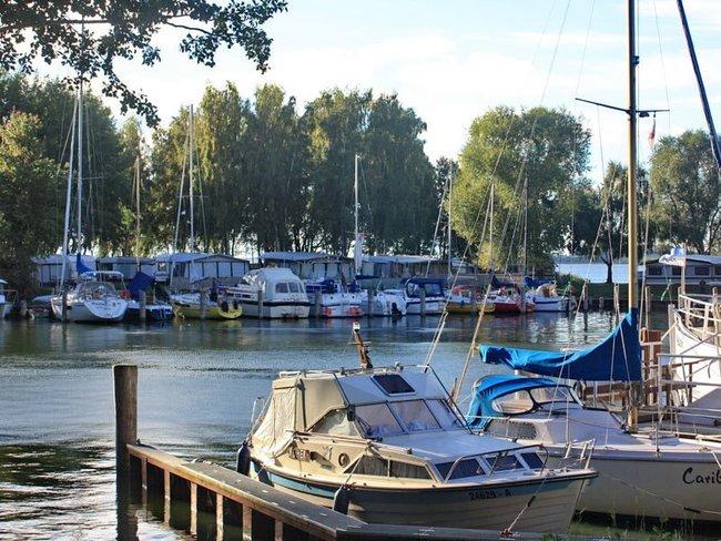 Hafen Stagnieß