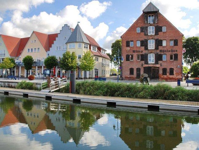 Museumshafen Wolgast