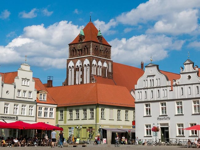 St.-Marien-Kirche Greifswald