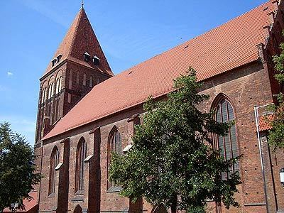 St.-Jacobi-Kirche Greifswald