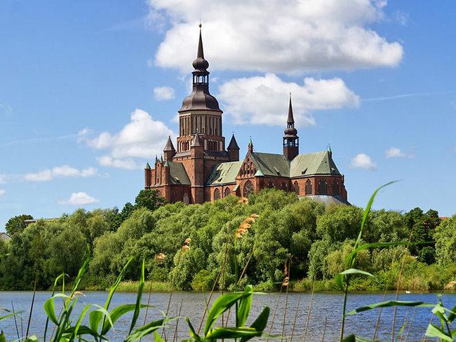 St.-Marien-Kirche Stralsund