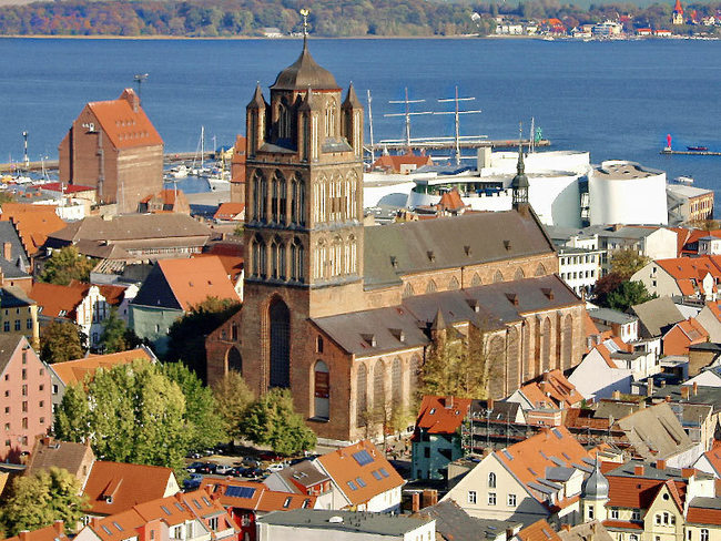St.-Jakobi-Kirche Stralsund