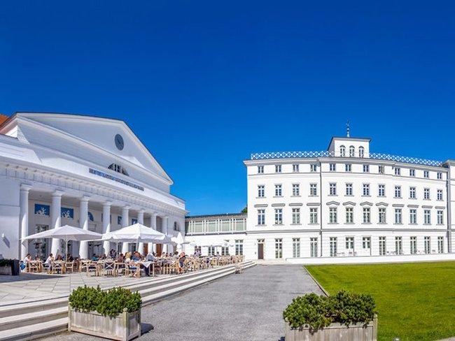Grand Hotel Heiligendamm Ensemble