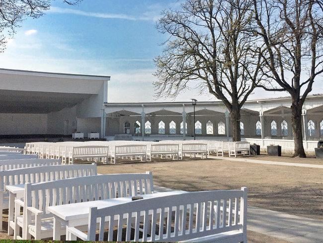 Konzertgärten Kühlungsborn Ost und West