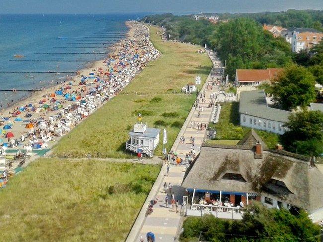 Strandpromenade Kühlungsborn