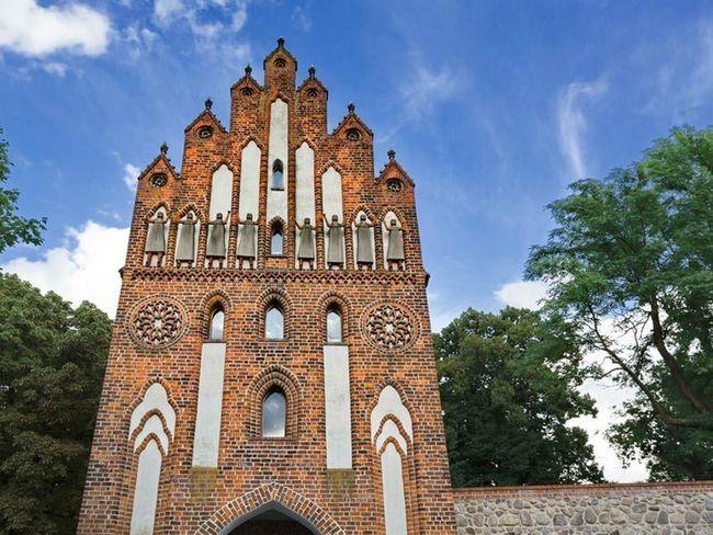 Neues Tor Neubrandenburg