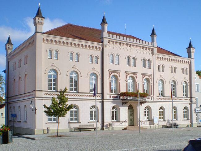 Rathaus Sternberg