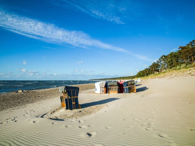 Strand Lubmin