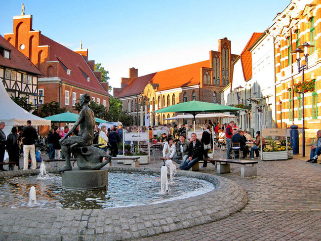 Historische Altstadt Parchim