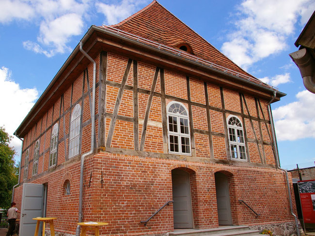 Alte Synagoge Hagenow