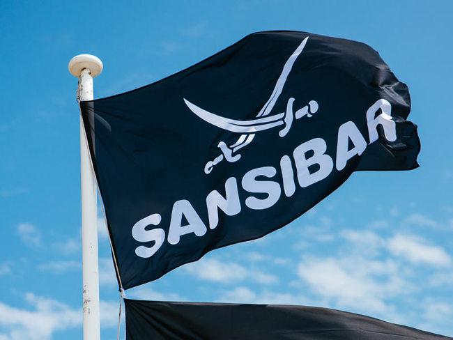 Restaurant SANSIBAR Flagge | © SANSIBAR