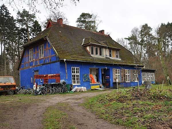 Bücherwaldhaus