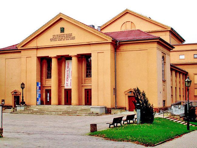 Landestheater Neustrelitz