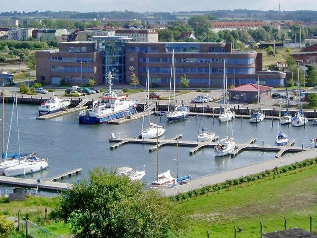 Westhafen Wismar