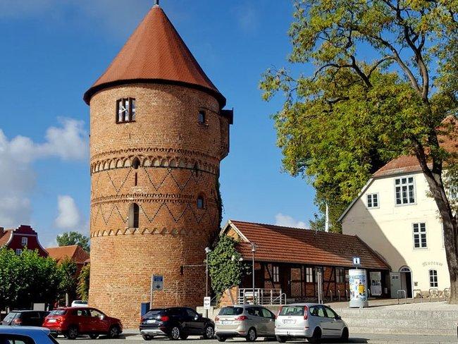 Amtsturm und Museum