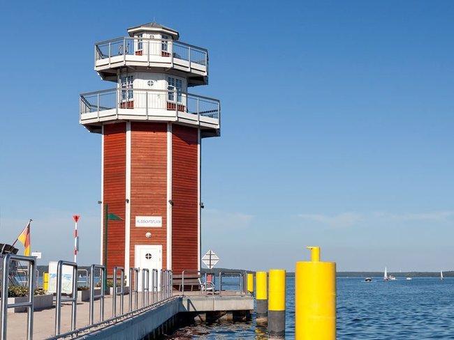 Leuchtturm Plau am See