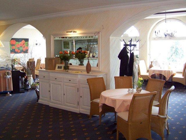 Restaurant Seeresidenz Hotel Gesundbrunn