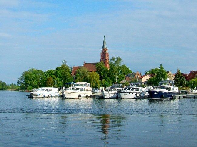 Stadthafen Röbel