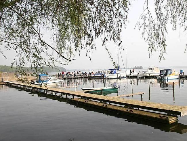 Tauchen und Angeln im Schweriner Seengebiet