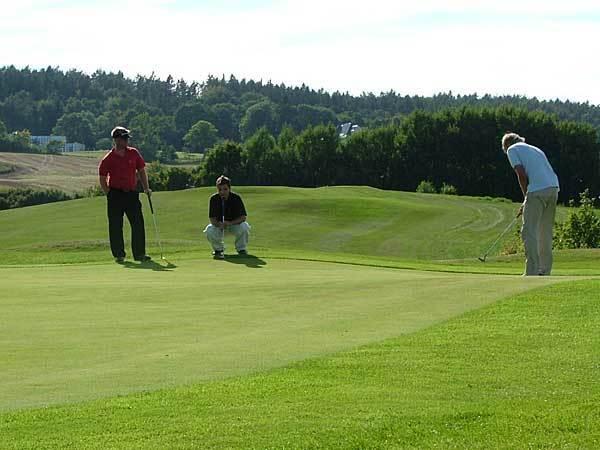 5 Tage Golfarrangement