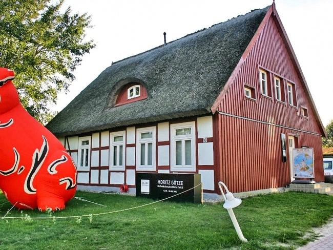 Galerie Alte Schule Ahrenshoop