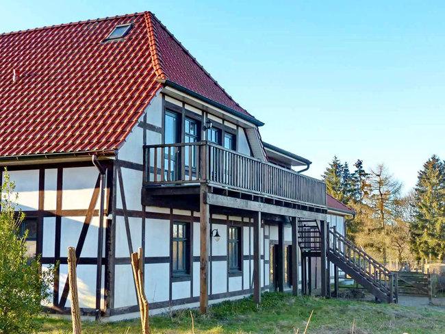 Ferienwohnungen Sophienhof Neu Heinde