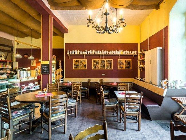 """Restaurant Dorfschenke im Landhotel """"Zur Scheune"""""""