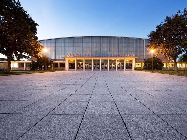 Sport- und Kongresshalle Schwerin
