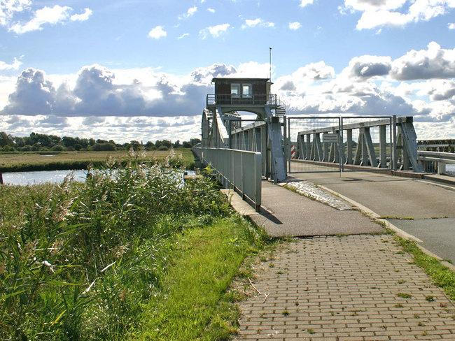 Meiningenbrücke bei Bresewitz