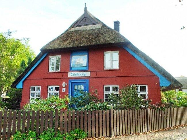 Kapitänshäuser Fischland-Darß-Zingst