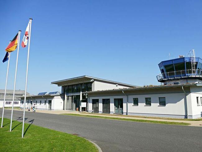 Ostseeflughafen Stralsund-Barth