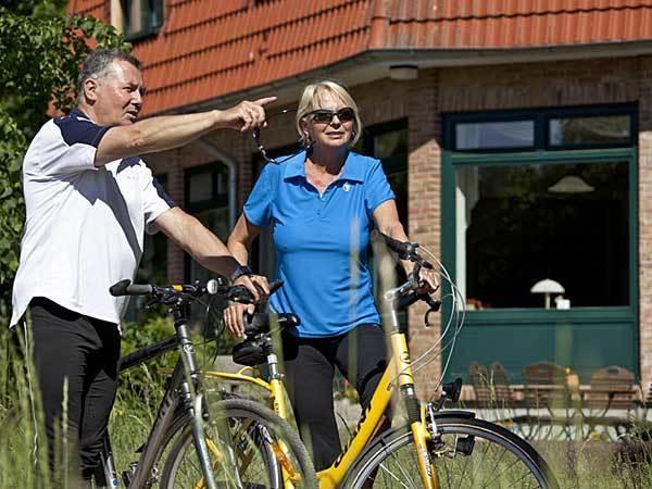 Mit dem Fahrrad durch den Nationalpark